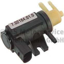 Преобразователь давления турбокомпрессора Клапан турбины VW LT 2.5TDI (ANJ/AVR)/2.8TDI (AUH/BCQ) 96-06 PIERBURG арт. 702184010