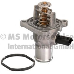 Термостат-клапан EGR Opel Astra G/H 07-/Meriva 05-/Insignia 08-Vectra C 06-/Zafira 05- PIERBURG 704879000
