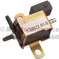 Клапан давления наддува Переключающий клапан (управление воздухом); электрический PIERBURG арт. 722572010