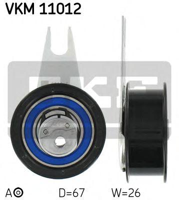 Фото - Ролик модуля натягувача ременя SKF - VKM11012