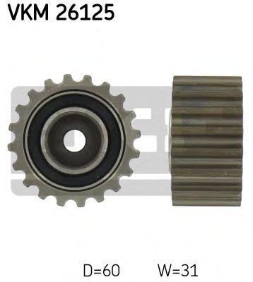 Паразитный, ведущий ролик, зубчатый ремень  (пр-во SKF)                                              INA арт. VKM26125