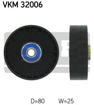 Фото - Паразитный / ведущий ролик, поликлиновой ремень SKF - VKM32006