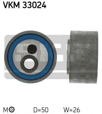Фото - Натяжной ролик, поликлиновой ремень SKF - VKM33024