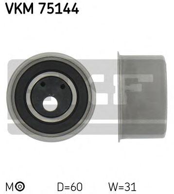 Фото - Ролик модуля натягувача ременя SKF - VKM75144