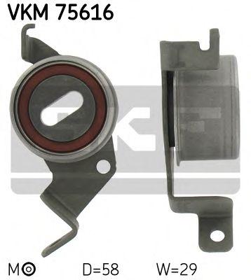 Ролик натяжителя ремня (Пр-во SKF)                                                                   SKF арт. VKM75616