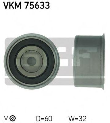 Фото - Ролик модуля натягувача ременя SKF - VKM75633
