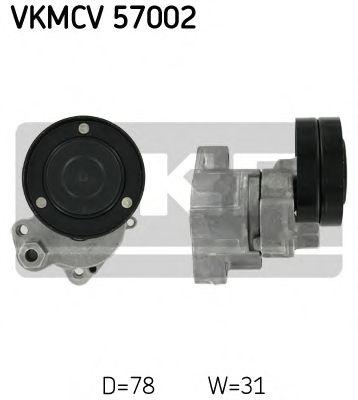 Натяжной ролик SKF SKF арт. VKMCV57002