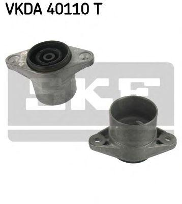 SKF AUDI Подушка амортизатора (к-кт 2шт.) А6 97-, VW Passat  96- SKF VKDA40110T