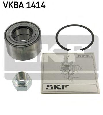 Комплект подшипника ступицы колеса  арт. VKBA1414