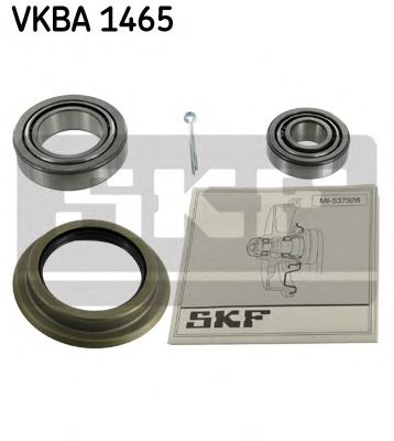 Комплект підшипників роликових конічних  арт. VKBA1465