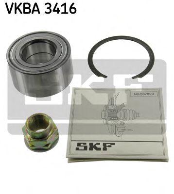 Комплект подшипника ступицы колеса SKF  арт. VKBA3416