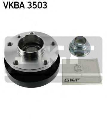 Комплект подшипника ступицы колеса  арт. VKBA3503