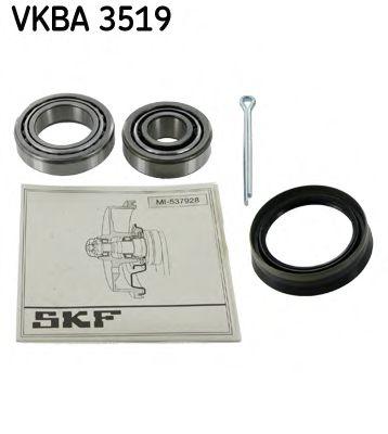 Фото - Подшипник ступицы AUDI A4, VW CADDY II 95- задн. мост (Пр-во SKF) SKF - VKBA3519