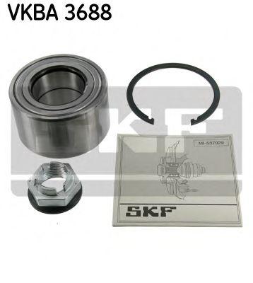 Комплект подшипника ступицы колеса  арт. VKBA3688