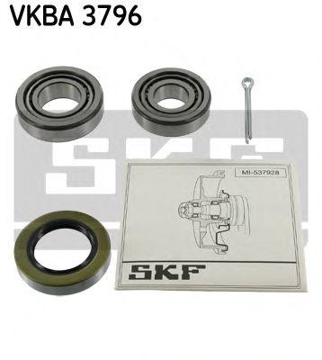 Комплект підшипників роликових конічних  арт. VKBA3796