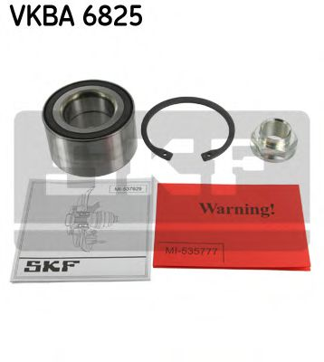 Комплект подшипника ступицы колеса SKF  арт. VKBA6825