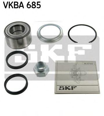 Комплект подшипника ступицы колеса  арт. VKBA685