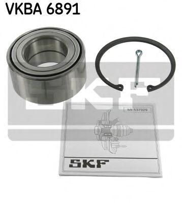 Комплект подшипника ступицы колеса  арт. VKBA6891