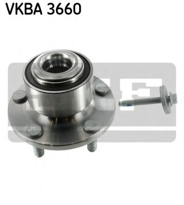 Комплект подшипника ступицы колеса SKF  арт. VKBA3660