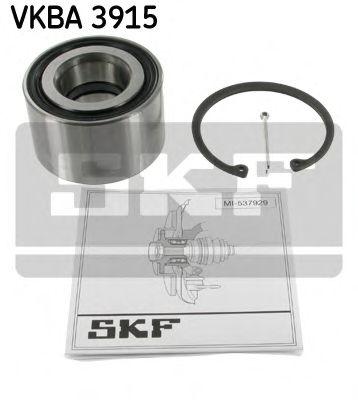 Комплект подшипника ступицы колеса  арт. VKBA3915