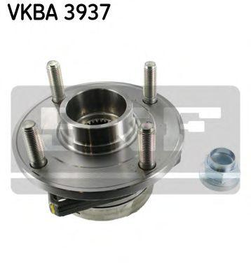 Комплект подшипника ступицы колеса  арт. VKBA3937
