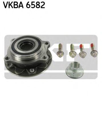 Комплект подшипника ступицы колеса  арт. VKBA6582