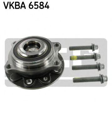 Комплект подшипника ступицы колеса  арт. VKBA6584