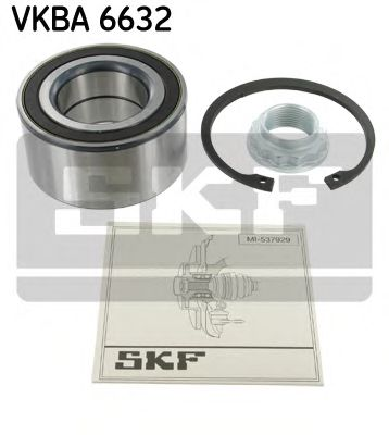 Комплект подшипника ступицы колеса SKF  арт. VKBA6632