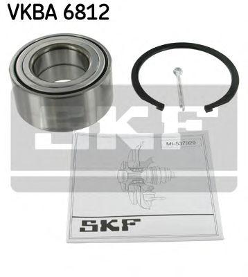 Комплект подшипника ступицы колеса  арт. VKBA6812