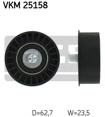 Паразитный / Ведущий ролик, зубчатый ремень SKF арт. VKM25158