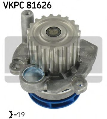 Водяна помпа SKF VKPC81626