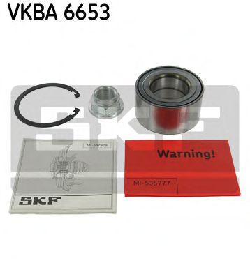 Підшипник кульковий d>30  арт. VKBA6653