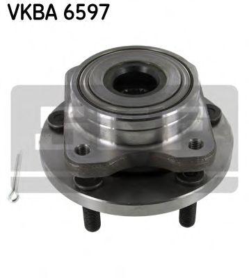 Комплект подшипника ступицы колеса  арт. VKBA6597