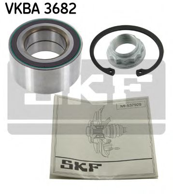 Комплект подшипника ступицы колеса SKF  арт. VKBA3682