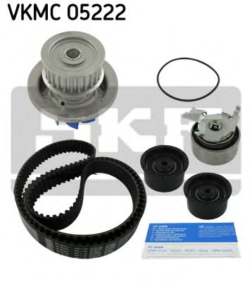 SKF Ремкомплект ГРМ с водяным насос SKF VKMC05222