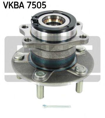 Комплект подшипника ступицы колеса  арт. VKBA7505