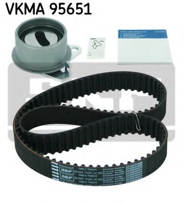 Комплект ремня ГРМ VKMA95651 SKF