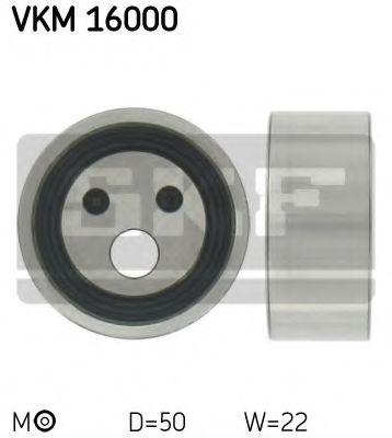 Фото - Ролик модуля натягувача ременя SKF - VKM16000