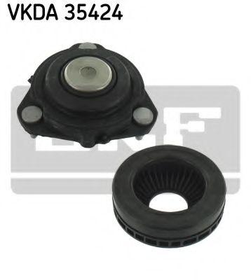 SKF FORD Подушка амортизатора.(с подшип.) Fiesta,Fusion 02- MAZDA 2 03- SKF VKDA35424