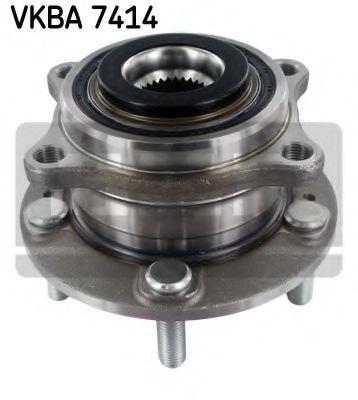 Комплект подшипника ступицы колеса  арт. VKBA7414
