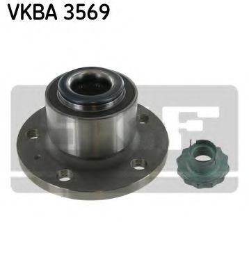 Фото - Підшипник колеса,комплект SKF - VKBA3569