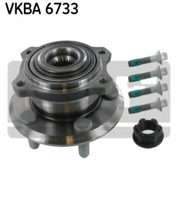 LOZYSKO KOLA CHRYSLER T. 300C 04-  арт. VKBA6733