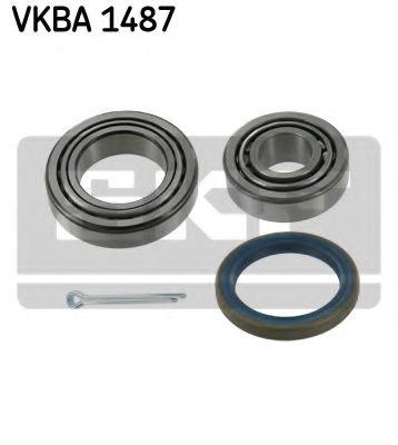 Комплект подшипника ступицы колеса  арт. VKBA1487