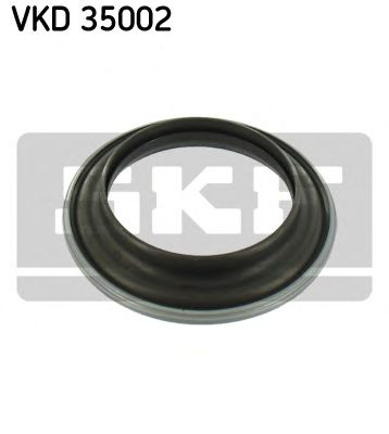 SKF CITROEN Подшипник амортизатора верхний Berlingo, C3, C4, PEUGEOT 306, 307, 4 SKF VKD35002