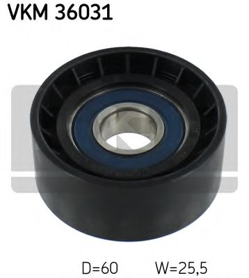 Фото - Ролик модуля натягувача ременя SKF - VKM36031