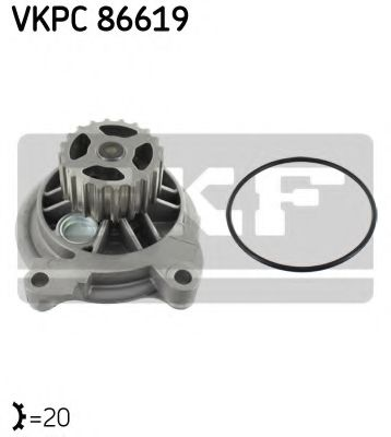 Водяна помпа SKF VKPC86619