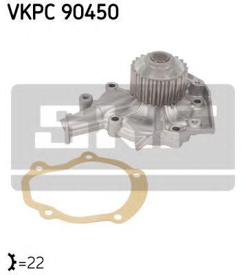 Водяной насос  арт. VKPC90450