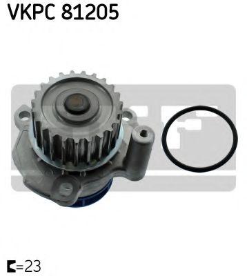 Водяна помпа SKF VKPC81205