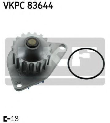 Водяна помпа SKF VKPC83644