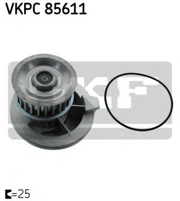 Водяной насос Lacetti 1.8  SKF  арт. VKPC85611